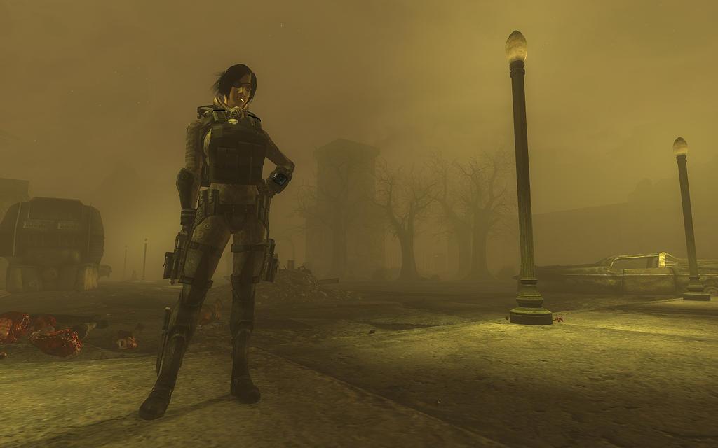 Fallout 3: Akema Redux 103 by cyborgakadjmoose