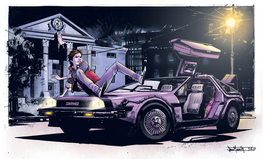 Back to the Future! by thiagobelas