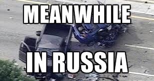 Russian Car Crash Meme By The Hylian Metalhead On Deviantart