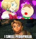 Link hates Steamyshitting