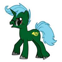 Blue Note - Pony OC