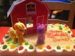 MLP Birthday Cake!