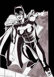Batgirl by MarcelTheSouza