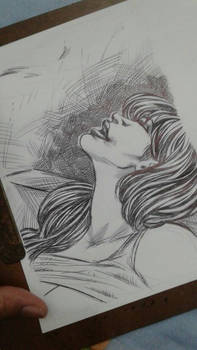 Ball Point sketch