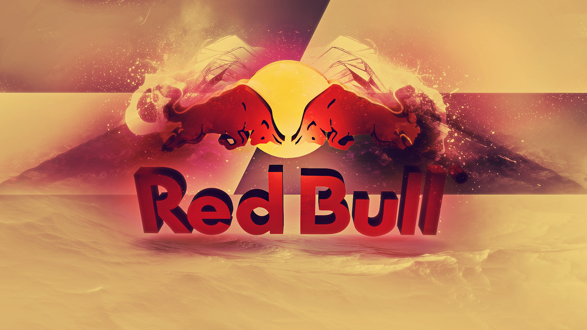 Red Bull Wallpaper By ChoLLo