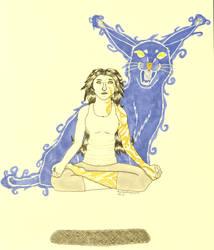 Levitate - Scrawlrbox #1 by KoiCatCreations