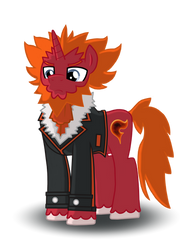 Lysandre Ponified by Drako1997