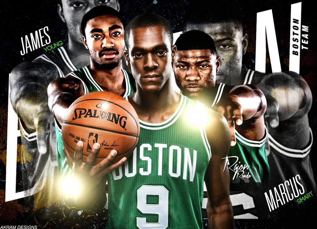 Boston Basketball Team Wallpaper By Workoutf