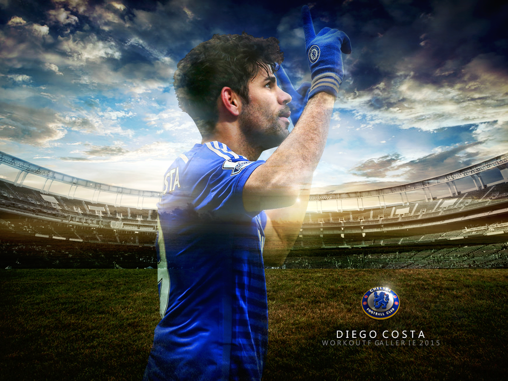 DIEGO COSTA Wallpaper By Workoutf