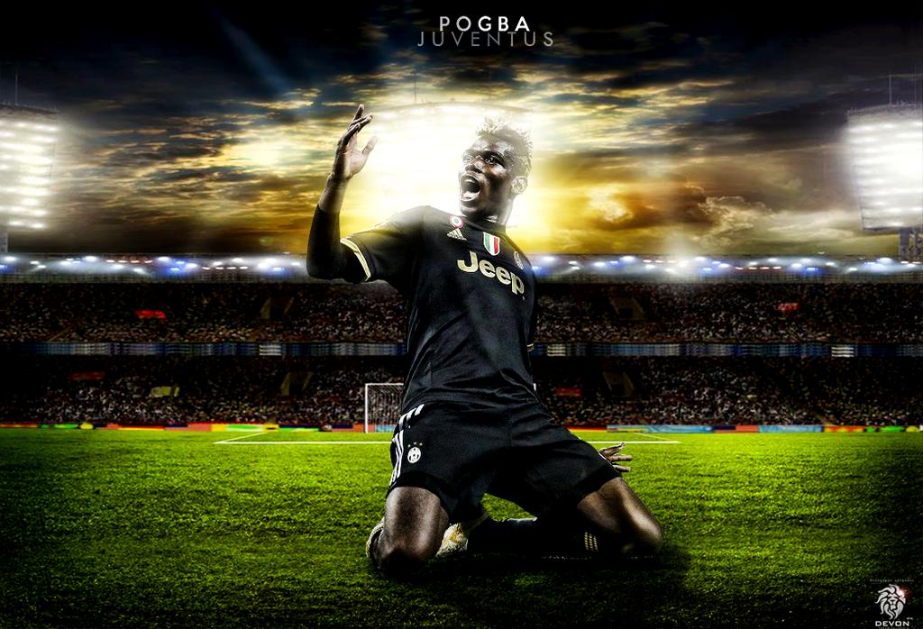 Paul Pogba Wallpaper By Workoutf On DeviantArt