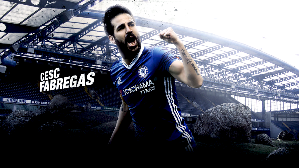 Cesc Fabregas Wallpaper 2017 by workoutf on DeviantArt