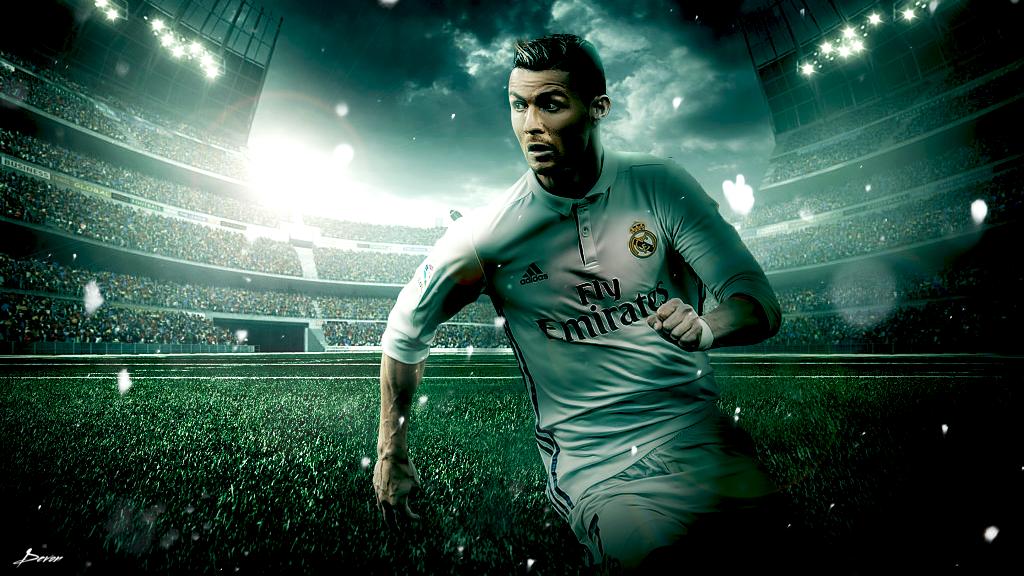 Cristiano Ronaldo Wallpaper 2017 By Workoutf On Deviantart