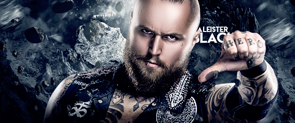 Aleister black by workoutf