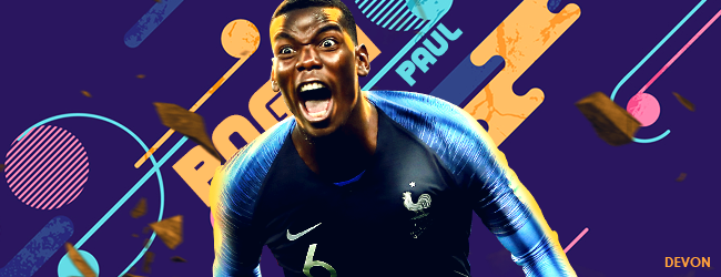 Paul Pogba by workoutf