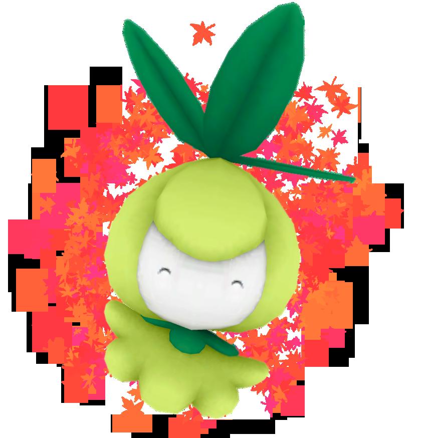 MMD Pokemon - Petilil Download by Sezfox