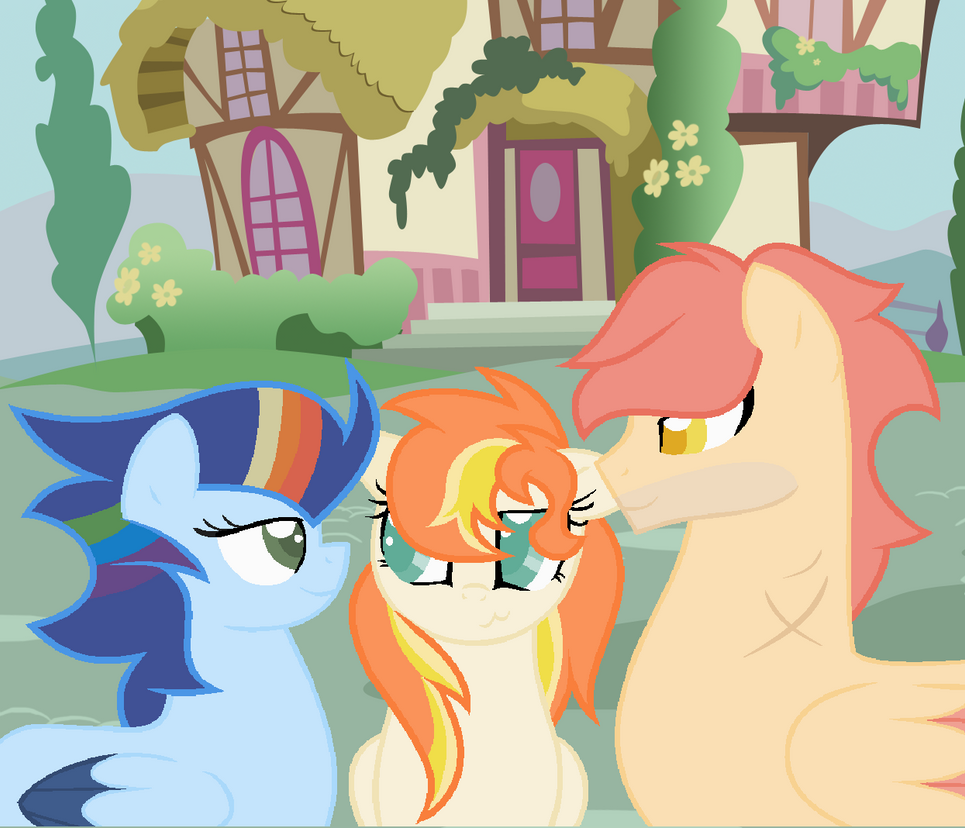 The Meet Up by theponygaming
