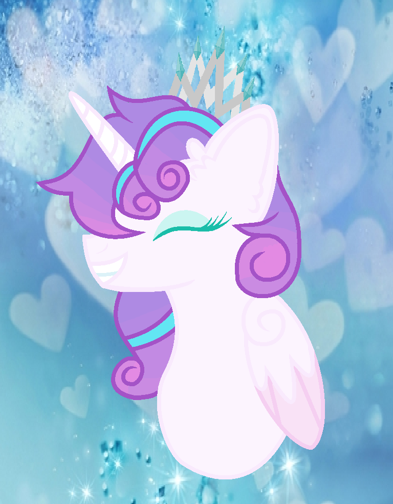 Happy Valentines Day! (Flurry Heart) by theponygaming