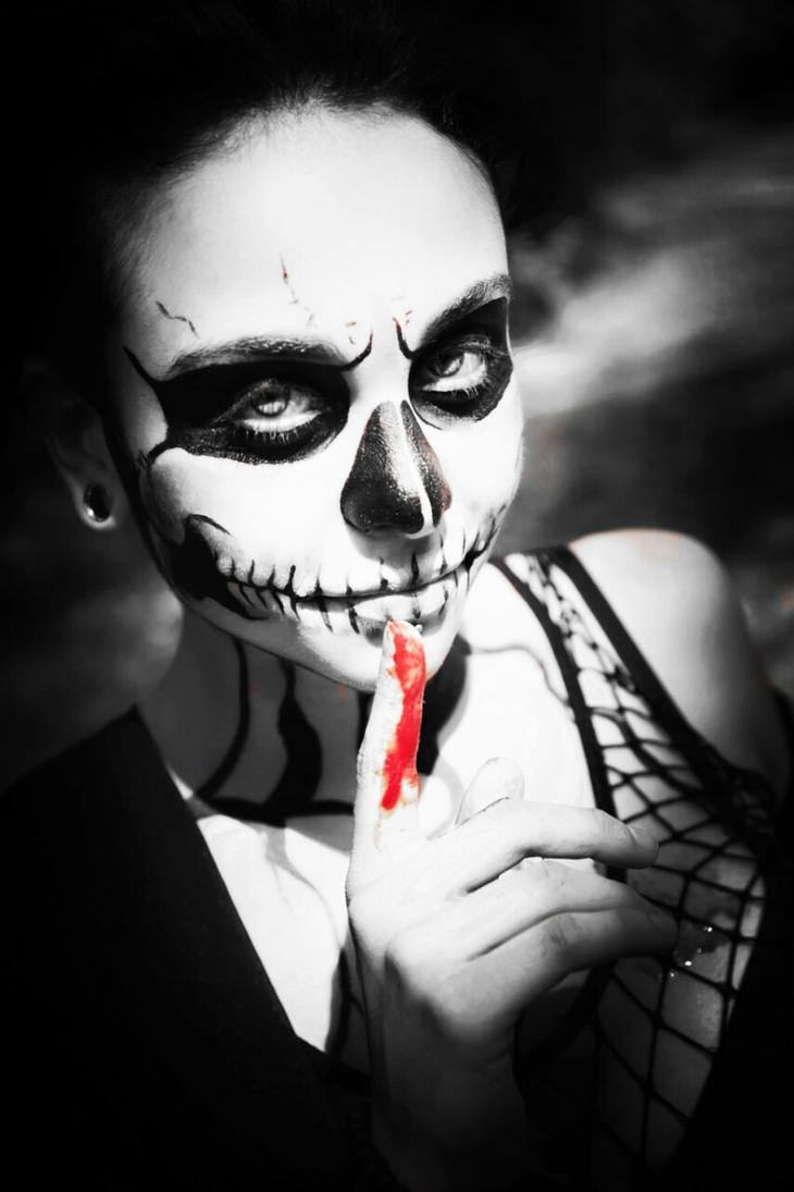 Blood is tasty by AgataBorghesan