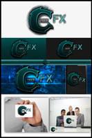 CyberFX Logo DESIGN