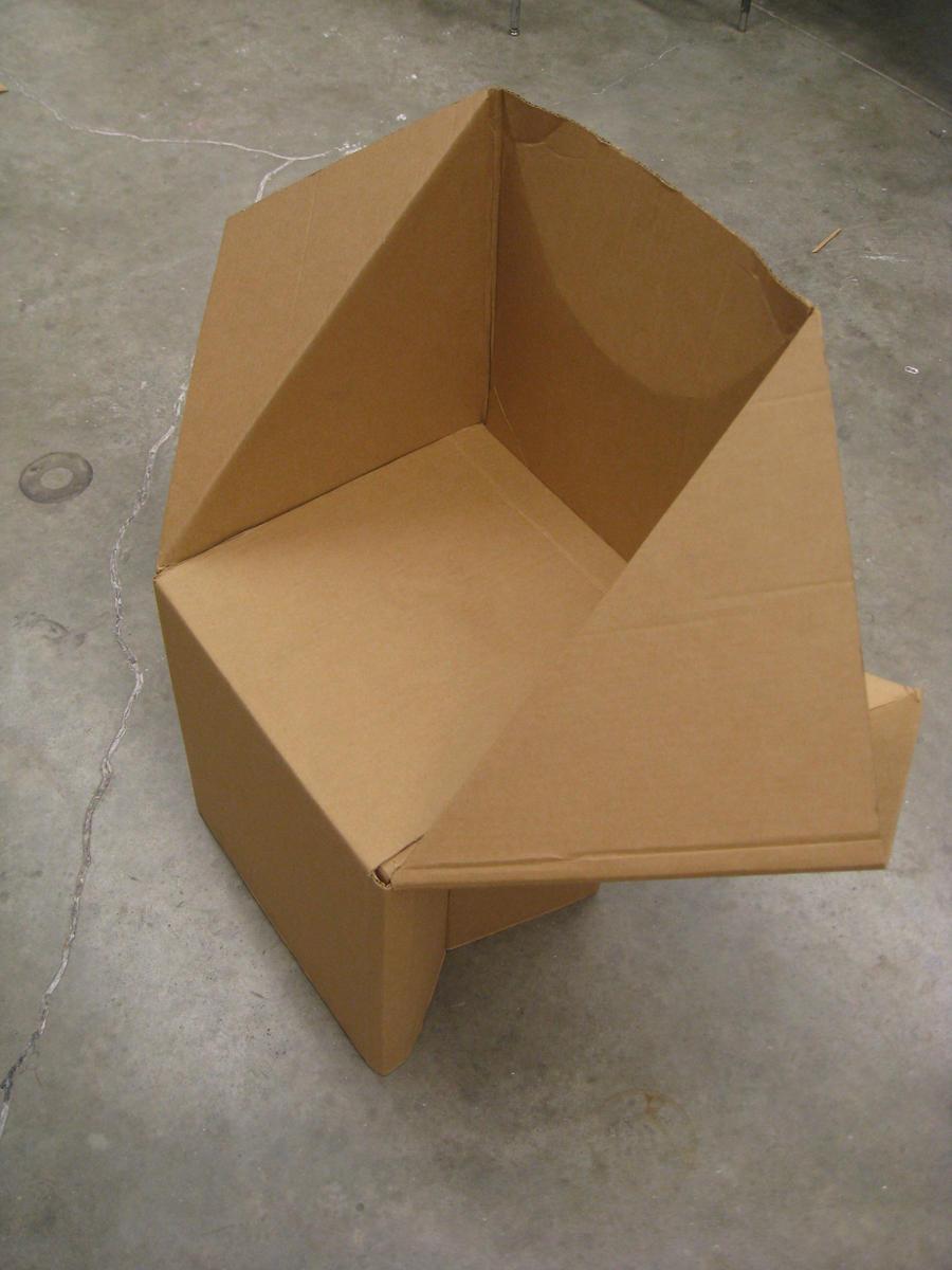 Cardboard chair design strandmon wing chair design cardboard rocking