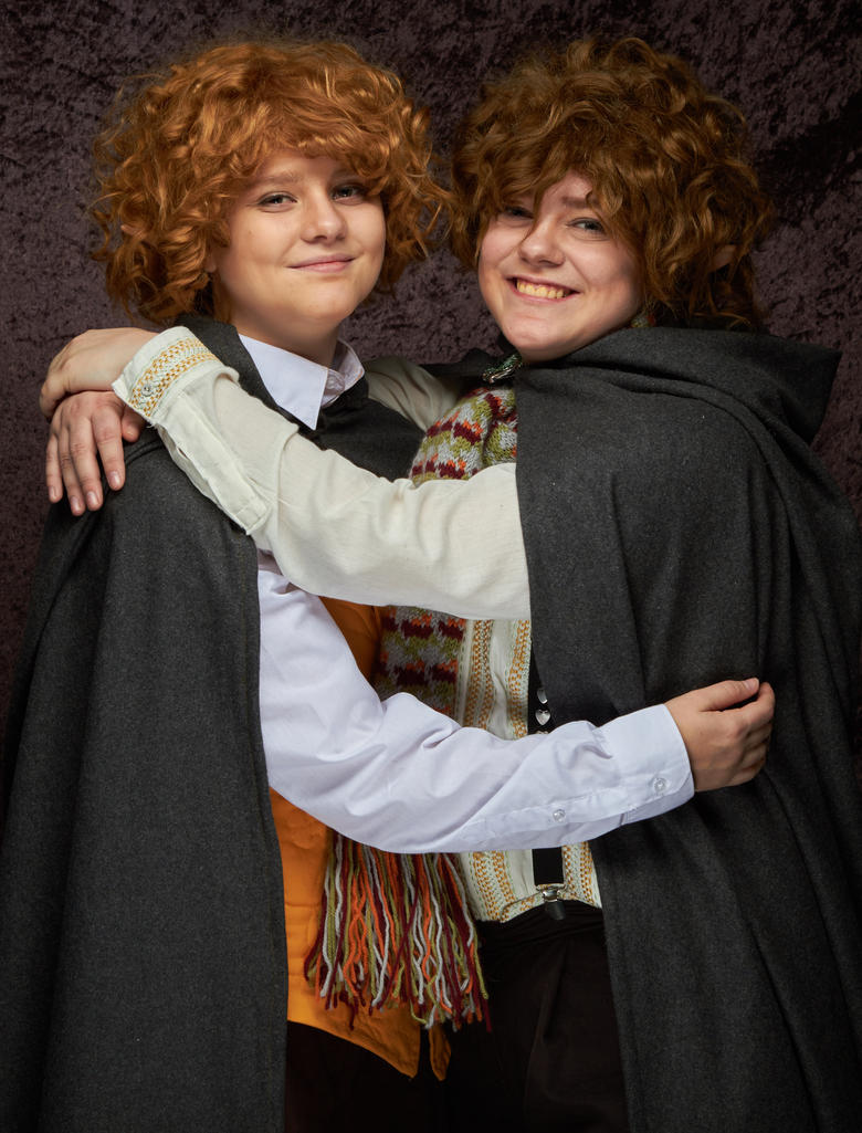 Other Merry and Pippin by ldynamicphotography