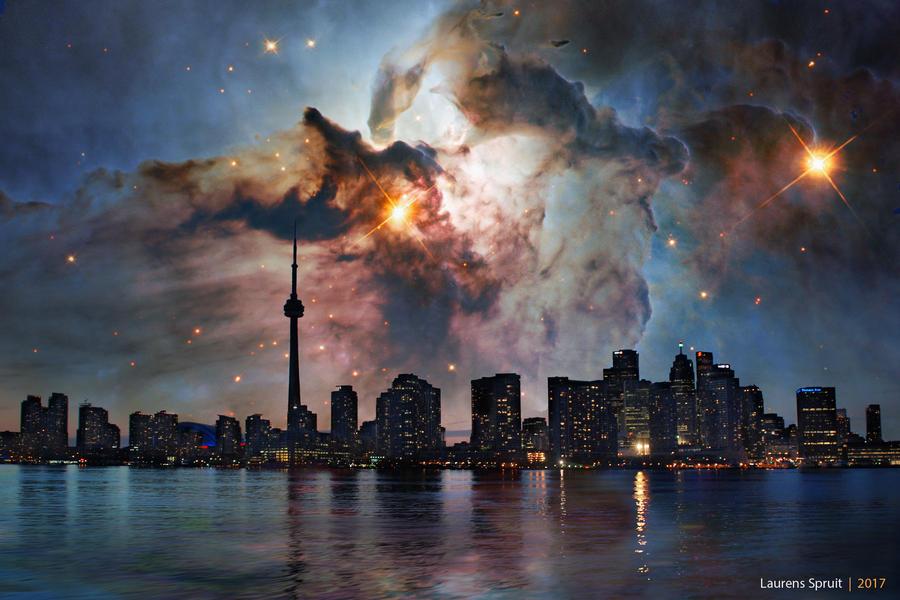 Toronto by LaurensSpruit