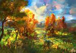 Speedpainting | Autumn