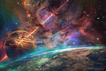 Intergalactic Warfare