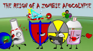 The Reign of a Zombie Apocolypse by T69SAnimations