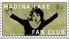 Madina Lake Fanclub STAMP by Madina-Lake