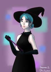 Drawtober: Witch
