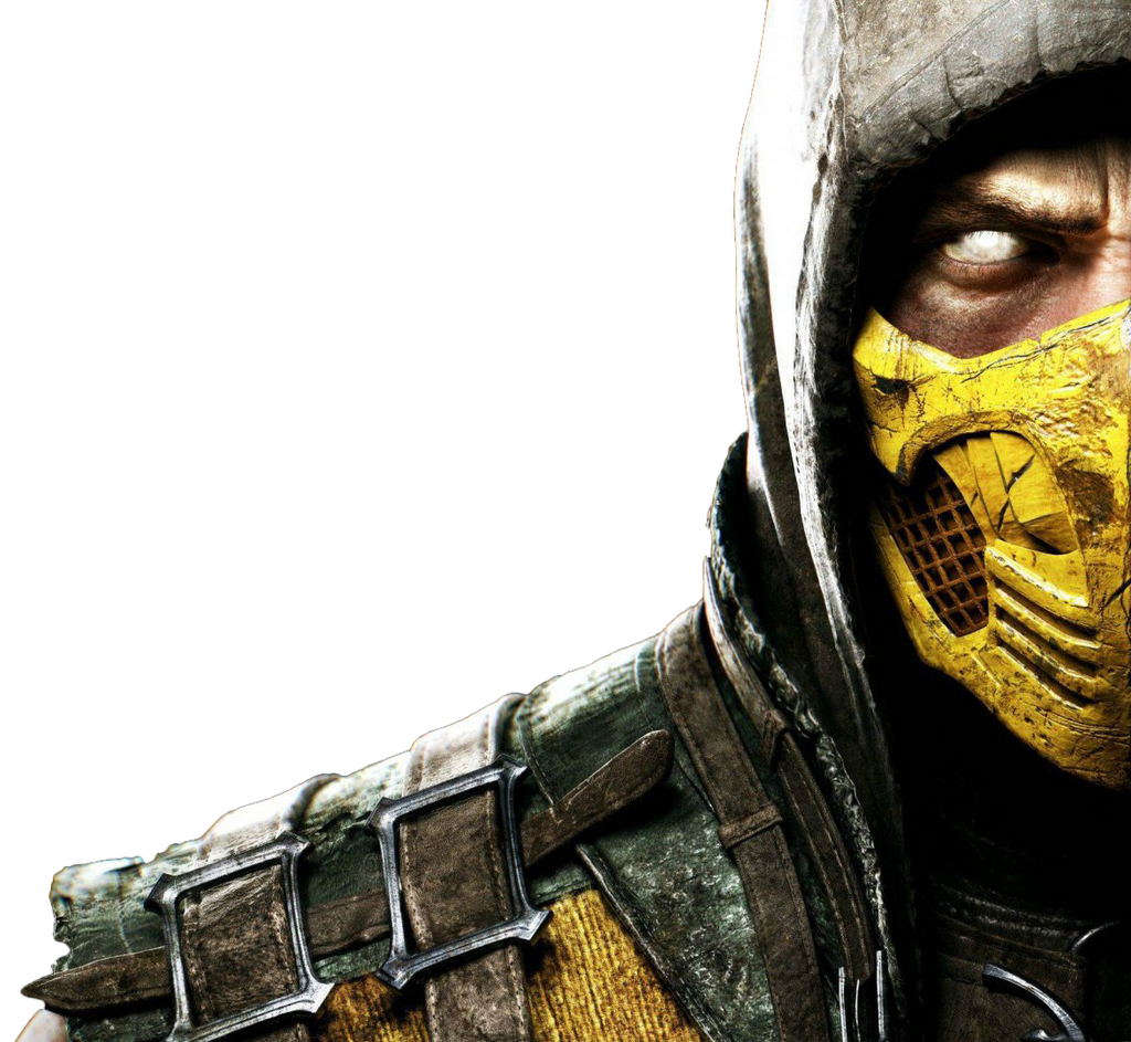 Mortal Kombat X Scorpion By Theomeganerd On Deviantart