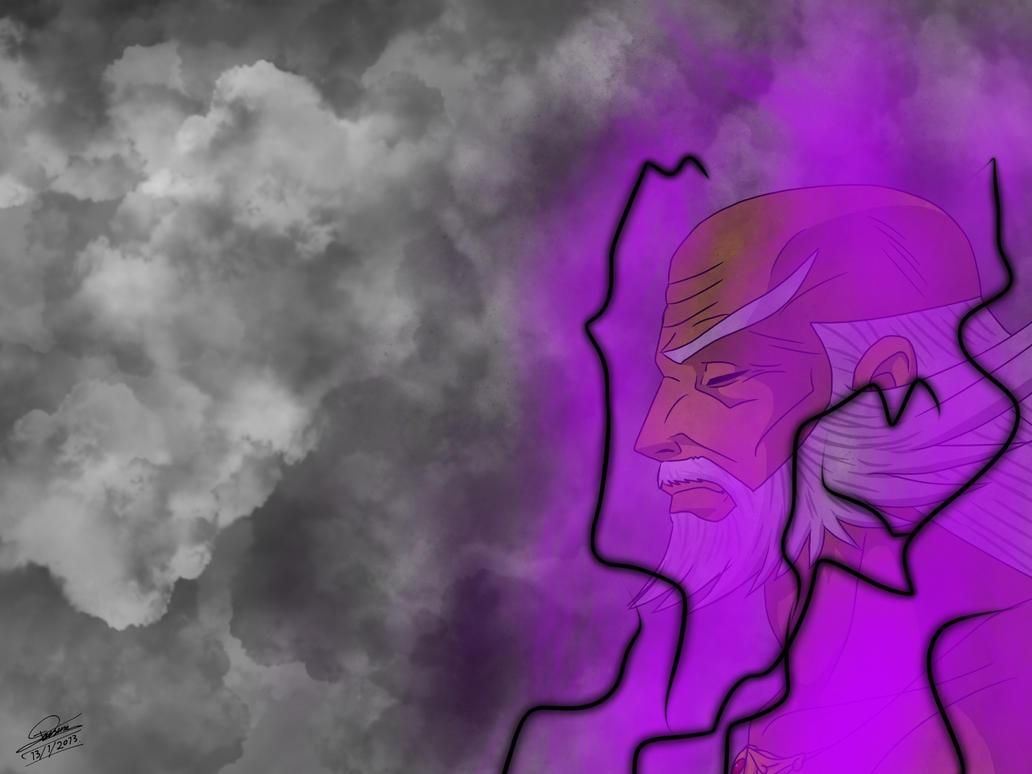 Jinpachi's Real Power by JassimAlAli