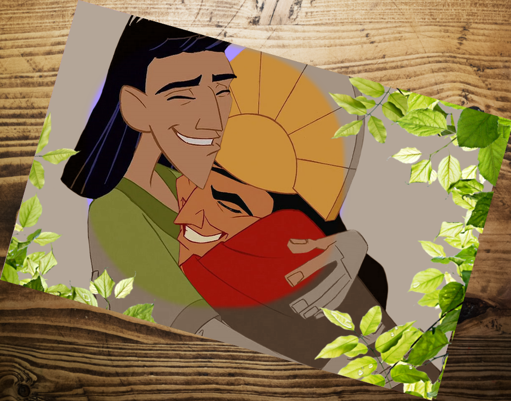 Only Kuzco Is Good Enough For Kuzco By Aleand13 On DeviantArt