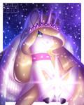 The Brightest star[YCH]||+speedpaint