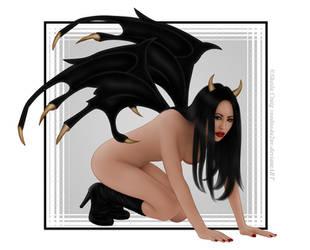 Michelle Dark Angel by VooDoo4u2nv