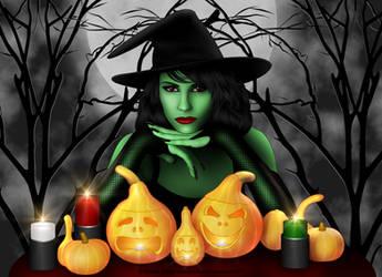 Halloween 2009 by VooDoo4u2nv
