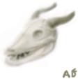 DGS Skull by ArgentDandelion