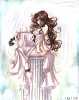 Ballad of the Fallen : Alexiel by TonomuraBix