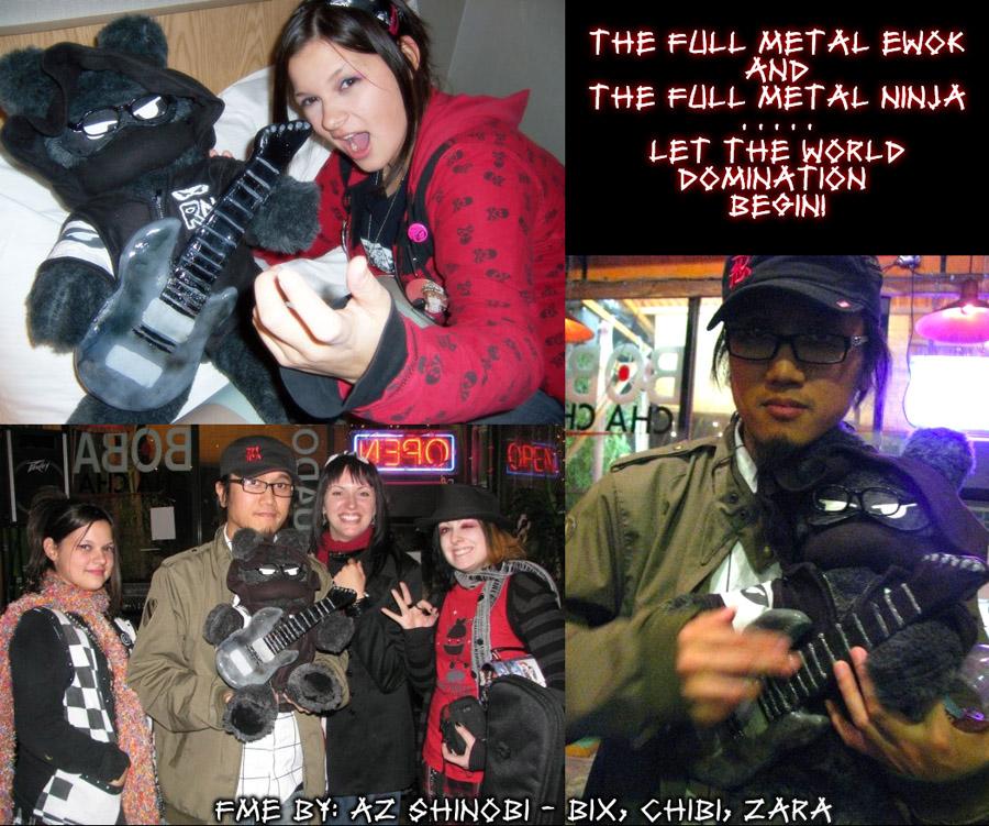 Full Metal Ewok pwns us all by TonomuraBix