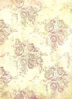 antique rose paper by TonomuraBix
