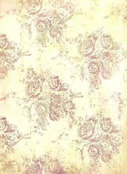 antique rose paper