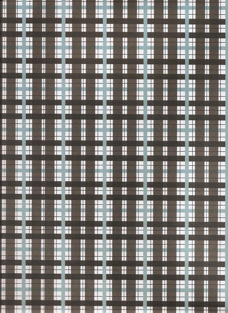 black n blue plaid paper by TonomuraBix