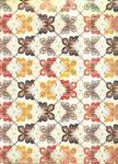 autumn butterflies paper