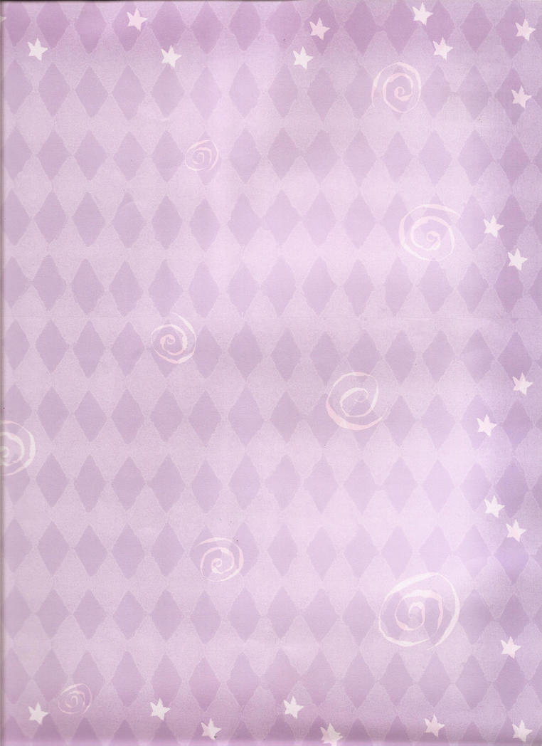 purple diamonds paper by TonomuraBix