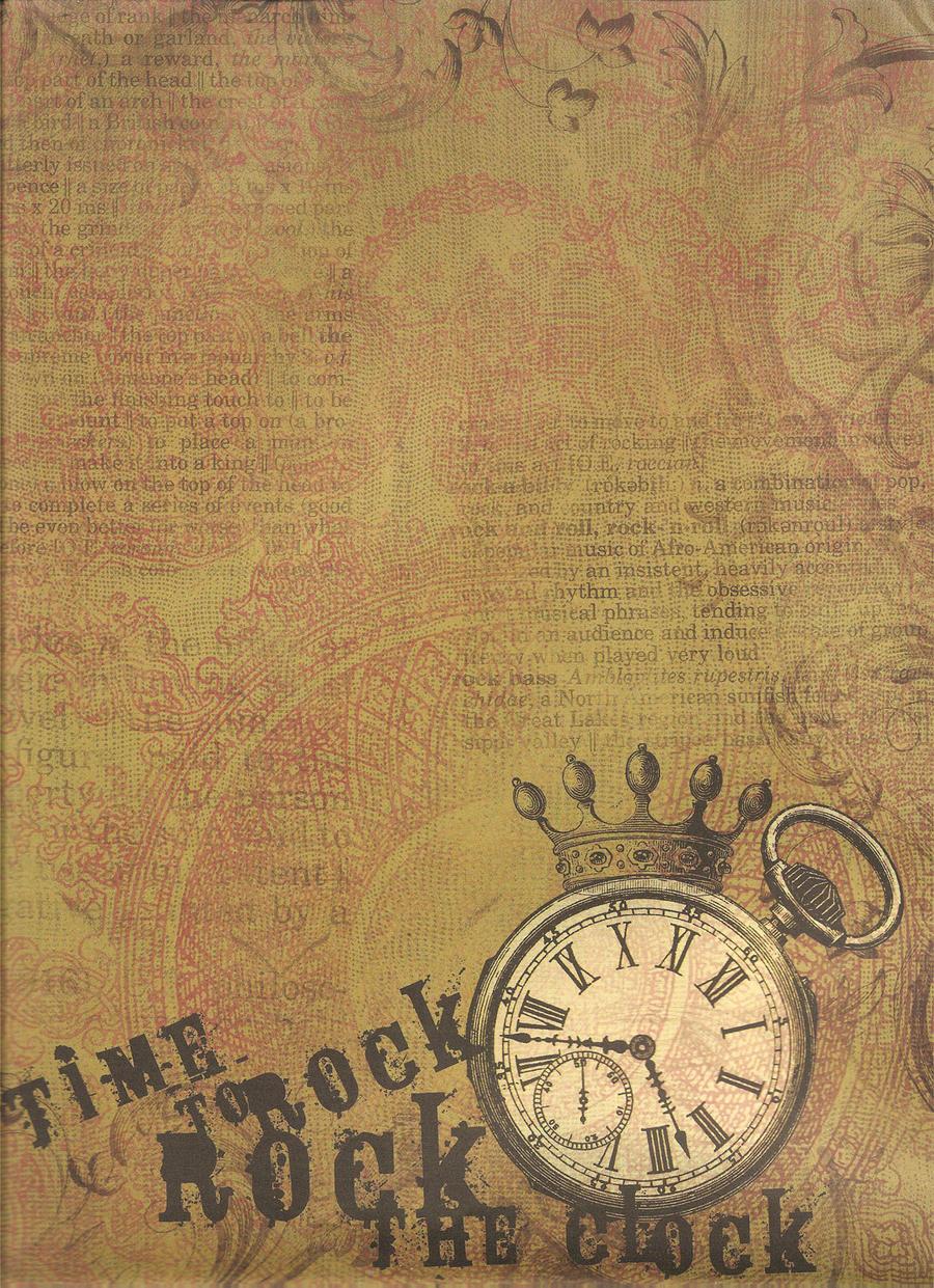 time to rock paper by TonomuraBix