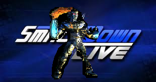 Fulgore has been drafted to Smackdown by FreddyNightmare89