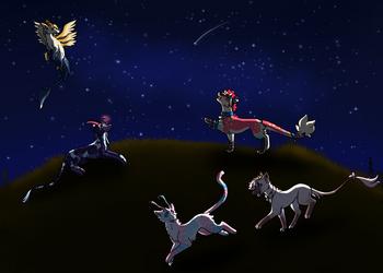 Stargazing [Kebanzu]
