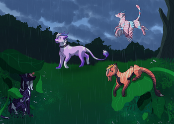 Summer Storms [Kebanzu]
