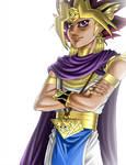 Yami - The Pharaoh